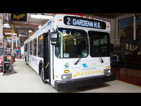 Electric Bus Conversion - Jay Leno's Garage