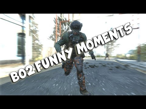 Black ops 2 - Funny Moments (Overreactions, Epic Kills and More!!)