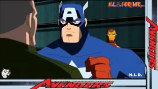 Los Vengadores Los Héroes Mas Poderosos Del Planeta