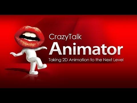 [Crazy Talk Animator] Giới Thiệu Phần Mềm Làm Phim Hoạt Hình Đơn Giản Nhất