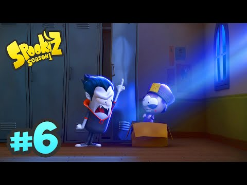 Spookiz 6 - Zl� karma