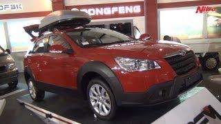 Motor Show 2012: DongFeng Novedades En Autos Ligeros