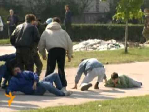 Rrethimi i Sarajevës - vrasja e civilëve