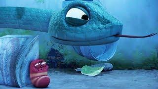 Larva - Lov na hada