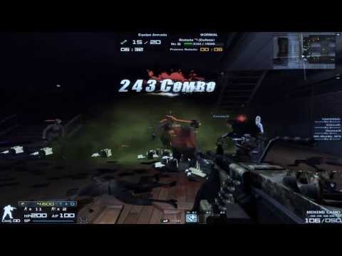 Chasing 306 Combos em Dead Water CA BR