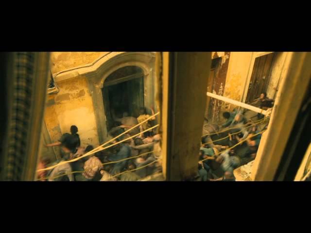 Thế Chiến Z (3D) - Giải pháp tức thời - Phim Clip