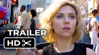 Lucy TRAILER 1 (2014) – Luc Besson, Scarlett Johansson Movie HD