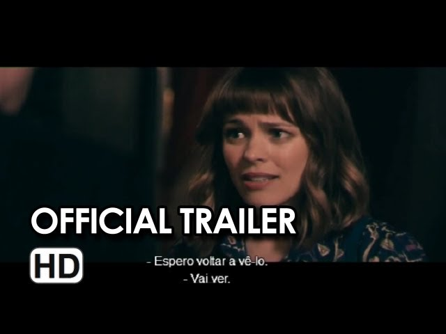 Questão de Tempo (About Time) Trailer Oficial Legendado (2013)