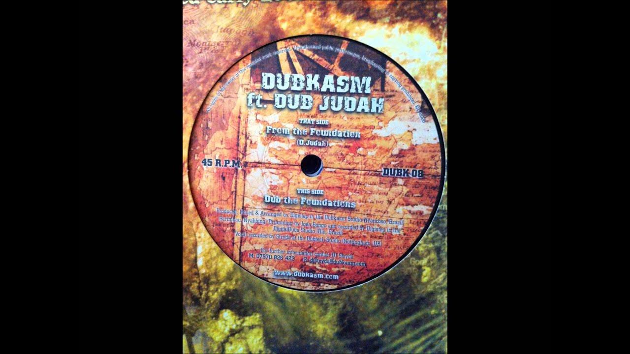 Dubkasm - Deh Inna De Lions' Den / Babylon Ambush