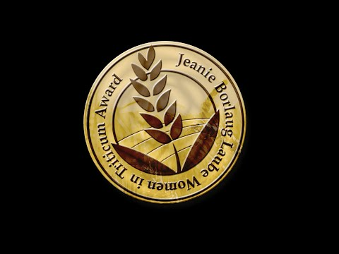 The Women in Triticum Award - Professional Development Opportunities for Women Working in Wheat
