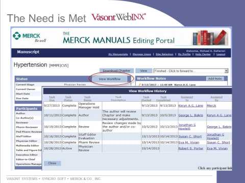 "oXygen Partner Webinar: ""How Merck Advanced Their Global Content Collaboration"""