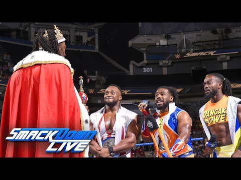 Retour de King Booker à SmackDown