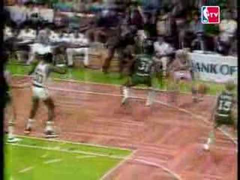 Larry Bird - Hall of Fame video
