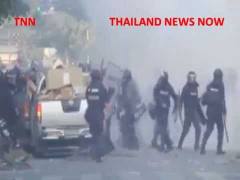 กำนันสุเทพ Thailand Protests   EC Recommends Election Postponement