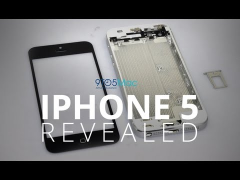 iPhone 5 Revealed!