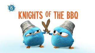 Angry Birds Blues - 15 - Rytíři opékání
