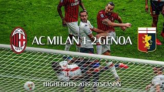Highlights | AC Milan 1-2 Genoa | Matchday 26 Serie A TIM 2019/20