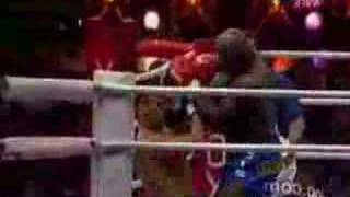 Fight K1 Ernesto Hoost Wu-tang Tiger Style(remix