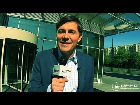 Krzysztof Ibisz zachęca do trenowania Freestyle Football - [ PFFA TV ]