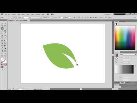 Tutorial Illustrator 01  Pen Tool