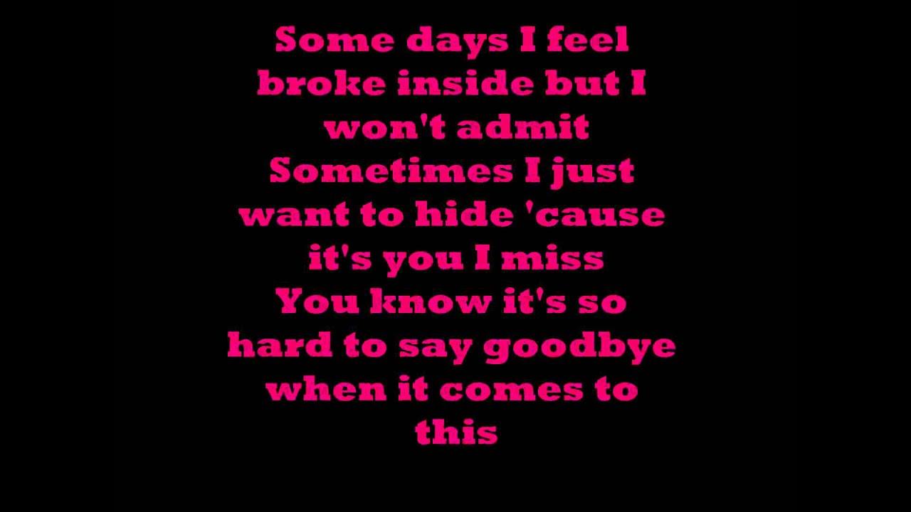 hurt lyrics