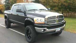 2006 Dodge Ram Mega Cab walk-around videos