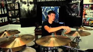 Zildjian ZHT Cymbals Sound Test/Review/Demo