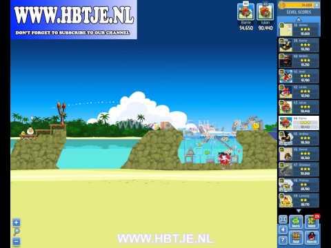 Angry Birds Friends Tournament Week 64 Level 5 high score 107k (tournament 5)