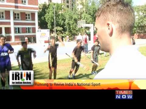 iRun: Running to revive India's national sport