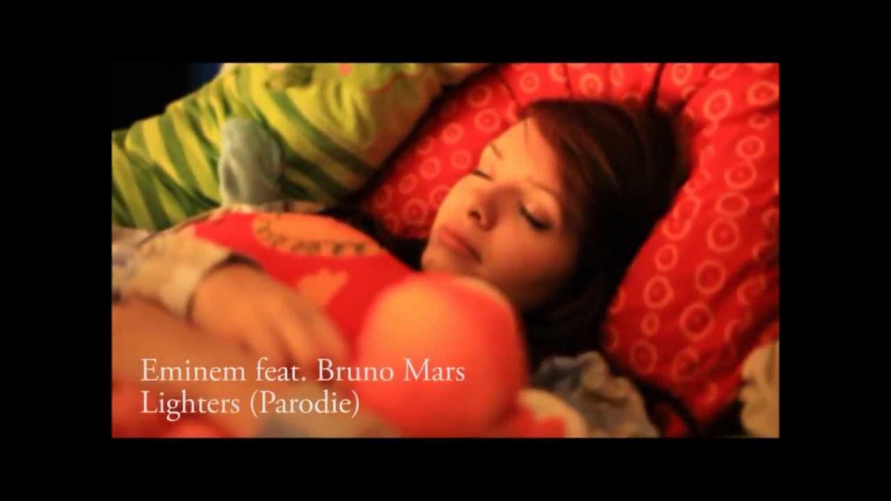 Eminem feat. Bruno Mars - Lighters (Parodie