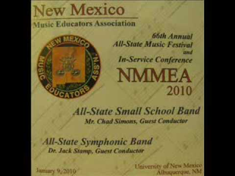 2010 NMMEA All-State Symphonic Band - AirLink