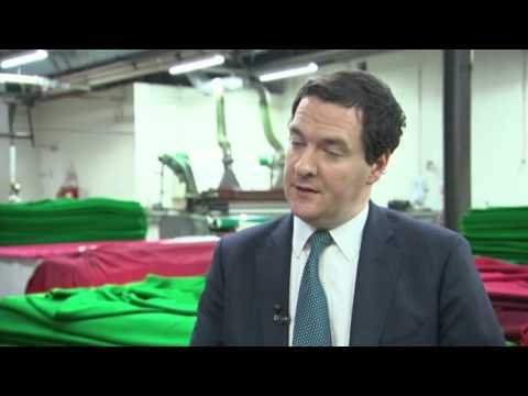 George Osborne: Windfall tax on energy companies 'not part of current plans'