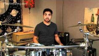 Dani California By Red Hot Chili Peppers On Drums How To