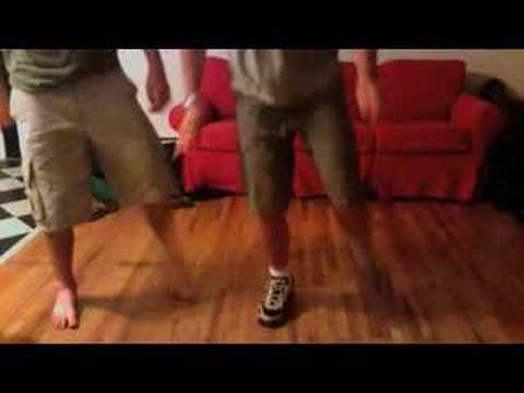 how to do the cotton eyed joe dance video