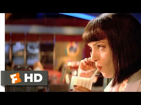 Extrait de Pulp Fiction