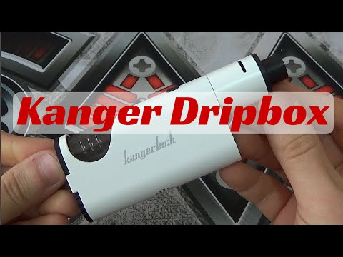Revision | Kanger Dripbox Kit BF