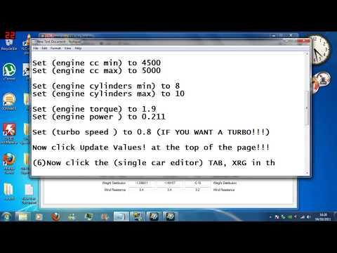 Live for speed Tweak 0.6B Pro Tutorial