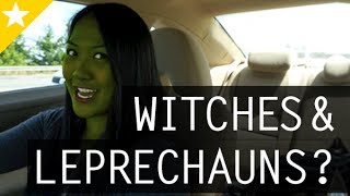 WITCHES & LEPRECHAUNS? - ohitsROME vlogs