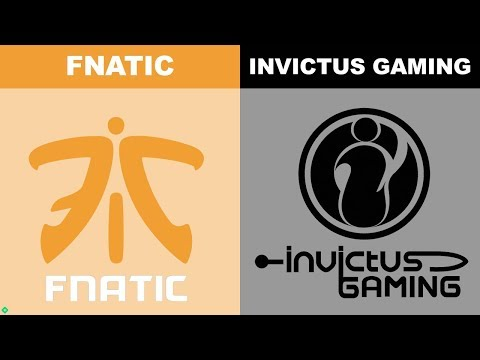 Fnatic vs iG - Worlds 2018 Group Stage Day 8 - FNC vs Invictus Gaming