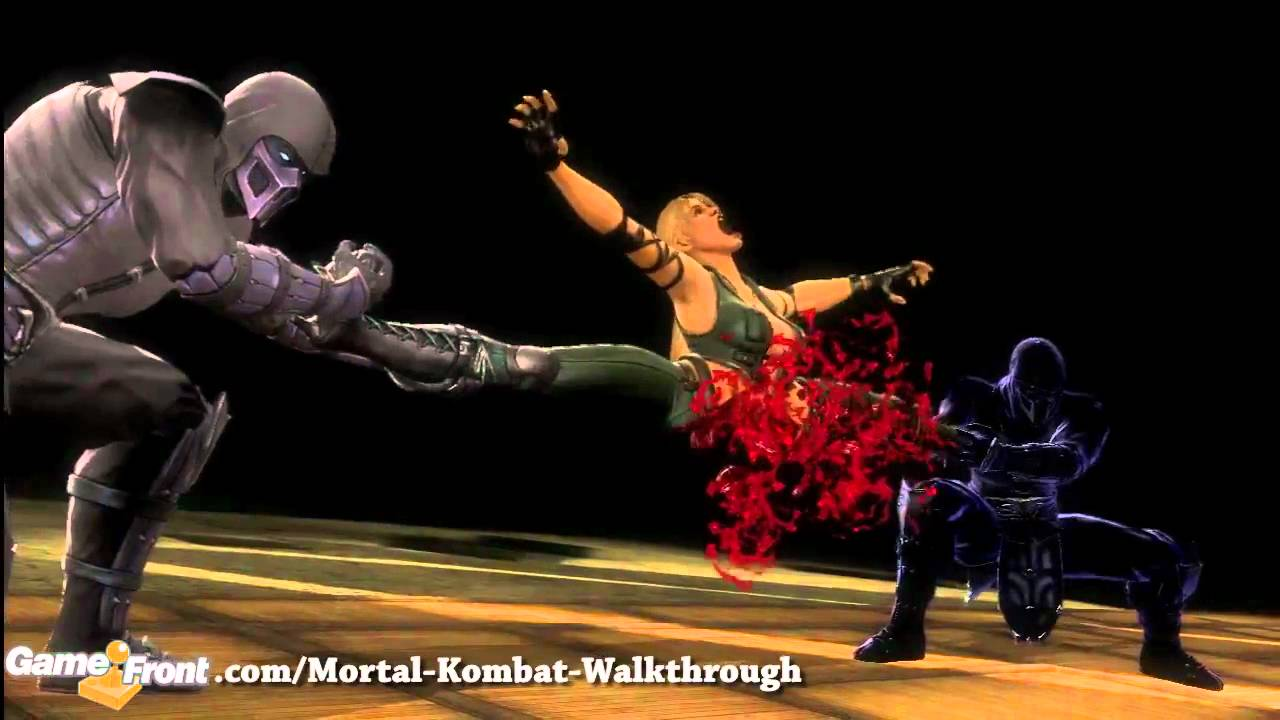 Mortal Kombat Noob Fatalities - Bing images