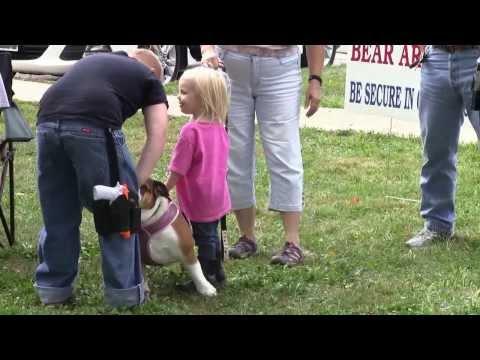 Hình ảnh trong video Oberlin Open Carry I - Park Street Park - 09