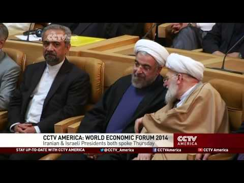 Davos 2014: IHS Chief Economist on Iran