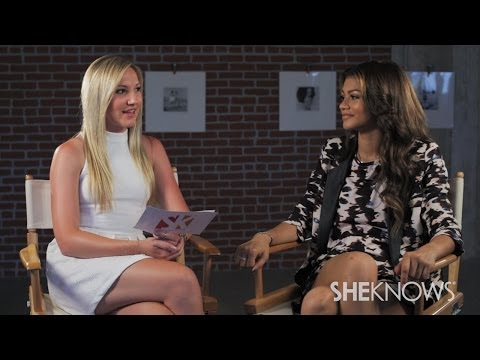 Zendaya Talks Aaliyah Role & New Movie 'Zapped' - Celebrity Interview