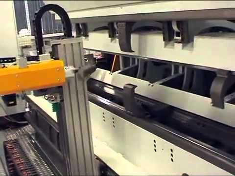 MiniBendCenter Sheetmetal Bending Solution With Pallet System