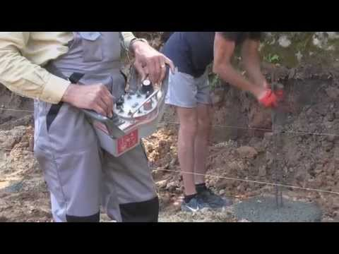HAUS-PAMATAI.LT - pamatų įrengimas (1 dalis)