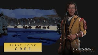 Sid Meier's Civilization VI - Rise and Fall: Cree