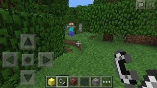 How To Summon Herobrine In Minecraft Pocket Edition