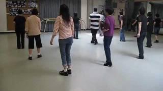 Sexy Cha Cha Line Dance (dance & Walk Through)