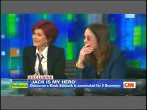 Ozzy and Sharon Osbourne interview 01/22/2014