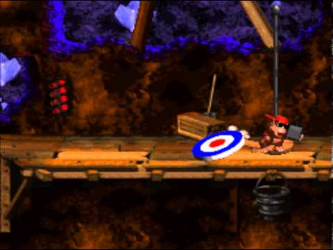 DKC2 Diddy's Kong Quest - Part 2